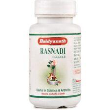 Baidyanath RASNADI Guggulu Guggul 80 Tablets | Free Shipping Buy More Save More