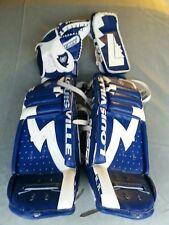 LOUISVILLE TPS Hockey Goalie Equipment Set 30in. 76cm. Leg Pads