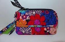 New With Tags Vera Bradley All in 0ne Crossbody iPhone 6 Wristlet - Choose color