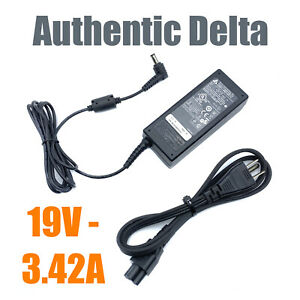 Genuine Delta Power Supply Charger for Asus M52 Series M52A M52Ae OEM W/P.Cord
