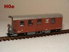 LILIPUT 344407: Postwagen der Mariazellerbahn F3hw/s, braun, Ep.IV, H0e