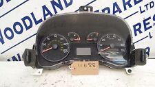 FIAT PUNTO MK2 INSTRUMENT CLUSTER SPEEDOMETER  1.2 PETROL 2005 8 VALVE 1242cc