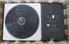 DJ Hero 2 Turntable Bundle - Xbox 360 - Gently Used - 2 Discs Included