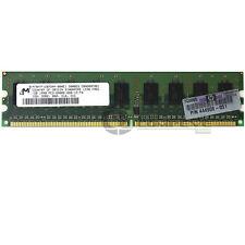 Micron 1GB DDR2 1Rx8 PC2-6400E Memory Module MT9HTF12872AY-800E1