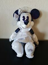 Disney MINNIE MOUSE Main Attraction SPACE MOUNTAIN Plush Limited Release New+Tag