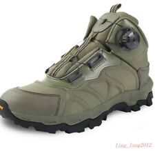 Military Combat Men Army Ankle Boots Tactical Desert Waterproof High Top Shoes