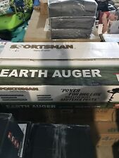 Sportsman Earth Series 6  Gas-Powered Auger