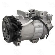 A/C Compressor-SL AUTOZONE/FOUR SEASONS - EVERCO fits 2013 Nissan Altima 2.5L-L4