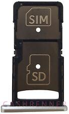 SD SIM Halter S Speicher Karten Memory Card Tray Holder Motorola Droid Turbo 2
