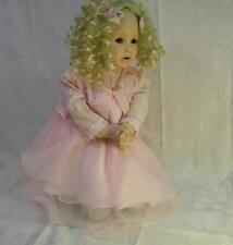 1995 Aubrey by RuBert  Doll Artworks, Kneeling / Praying Toddler / Child Series