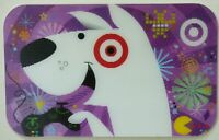 Target Gift Card Lenticular Bullseye Dog with Video Games - 2005 - No Value