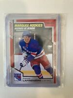 2020-21 Upper Deck Series 2 Alexis Lafreniere O-Pee-Chee Marquee Rookies Red