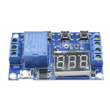 3 Digit Led Digital Time Delay Relay Automation Timer Control Switch Module Usb