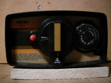 Fleck 5600 Valve Metered  Water Softener Power head 24 volt