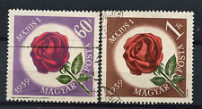 Hungary 1959 SG#1562-3 May Day Used Set #A73351