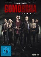 MARCO/ESPOSITO,SALVATORE D'AMORE - GOMORRHA-STAFFEL 2  4 DVD NEU