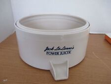 Jack LaLanne Power Juicer Replacement RECEPTACLE SPOUT