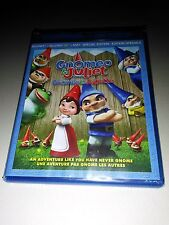 Gnomeo & Juliet  3d Blu Ray - Blu Ray - DVD  Brand New Fun For All Ages