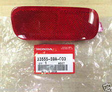Genuine OEM Honda CR-V Driver Side Rear Bumper Reflector Lens 02 - 04 CRV Left