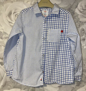 Boys Age 5-6 Years - Mothercare Long Sleeved Shirt