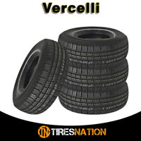 (4) New Vercelli 787 215/75R15 100 S Tire