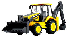Remote Control R/C Backhoe Wheeled Loader Volvo Tractor Kids Pretend Toys -Gift