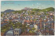 Frankierte Ansichtskarten aus Thüringen Eisenach
