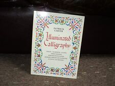 ILLUMINATED CALLIGRAPHY - PATRICIA CARTER - banners, ribbons, ropework, borders