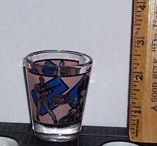 ELVIS PRESLEY SHOT GLASS