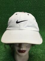 Rare White Nike Golf Hat Cap Triple-I III StrapBack Adjustable Fast FrEe Ship