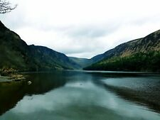 Pictures of Ireland, Glendalough Upper Lake, Derrybawn, Knockfin, County Wicklow