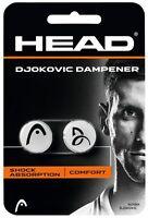 HEAD Djokovic Dampener Shock Absorber  - Pack of 2