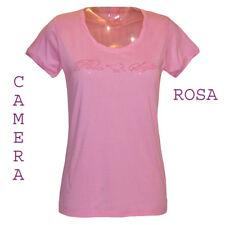 POLO SYLT T-Shirt Rosa Pink Damenshirt  S 36 SHIRT Top Hemd Damen & Mädchenshirt