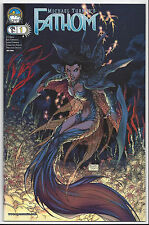 FATHOM #1 COVER A VOLUME 2 (2005) NM/MINT 9.8 MICHAEL TURNER : SEND THIS TO CGC!