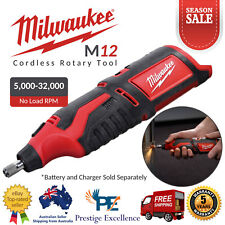Milwaukee C12RT-0 - 12V Lithium-ion Cordless M12 Rotary Power Tools Compact Skin