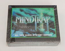 Sealed Mindtrap Audio Mystery Edition R11432