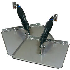 """Nauticus ST1290-80 Smart Tab Automatic Trim Tabs System 12x9"""" for 18-22ft Boat"""