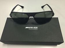 Mercedes-Benz Sonnenbrille AMG anthrazit Titan - 100% UVA & UVB & 400 - Herren