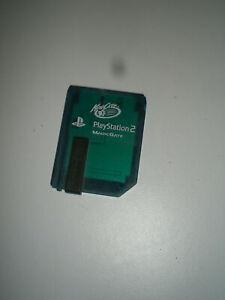 8 Mb Memory Memorycard  Madcatz blau