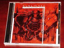 Overmars: Affliction Endocrine Vertigo CD + DVD Set 2005 Candlelight USA Records