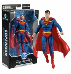 New McFarlane Toys DC Multiverse Superman Comics #1000 Action Figure