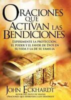 ORACIONES QUE ACTIVAN LAS BENDICIONES / PRAYERS THAT ACTIVATE BLESSINGS - ECKHAR