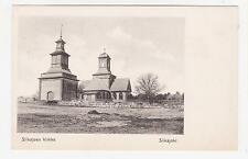 Siikajoki,Finland,Siikajoen Kirkko,Oulu Province,1913