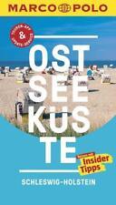 MARCO POLO Reiseführer Ostseeküste - Schleswig Hollstein aktuelle 15.Auflage