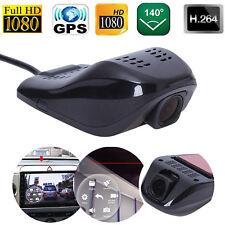 HD 1080P Hidden Android USB Car Camera DVR Driving Video Recorder Dash Cam NEW