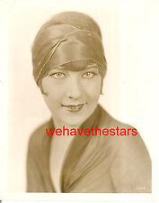 Vintage Yola D'Avril GLAMOUR BEAUTY 20s FLAPPER Publicity Portrait