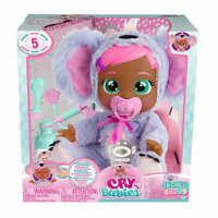 NEW Cry Babies Koali Feel Better Doll with Accessories FREE SHIPPING