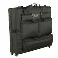 Master Massage Universal Wheeled Table Carry Case for Portable Massage Table Bed
