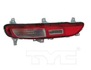TYC NSF Left Side Backup Lamp Assy for Kia Sportage 2017-2018 Models
