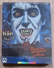 An American Werewolf in London Arrow SteelBook Blu-ray April/2021